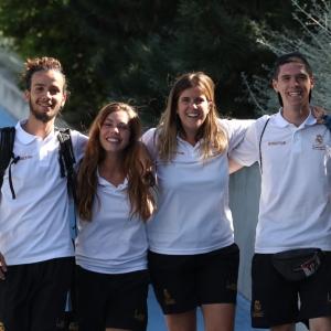 Entrenadores Campus Experience Real Madrid