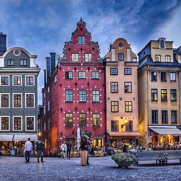 Estocolmo Crucero