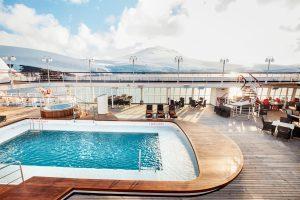 Silversea piscina
