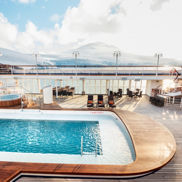 Silversea Piscina Home