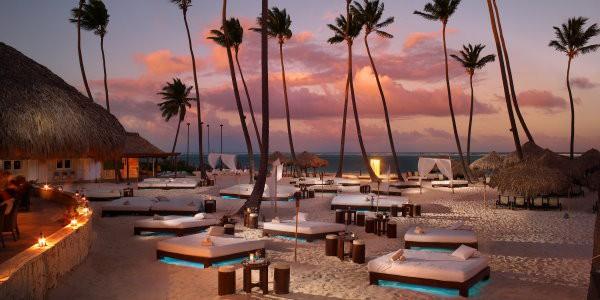 Punta Cana Paradisus Palma atardecer