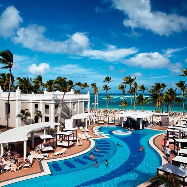 Punta Cana Piscina Y Hotel Semana Santa