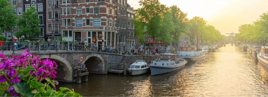 Amsterdam Paises Bajos Alemania