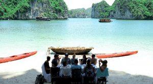Bahía de Lan Ha Indochina viaje