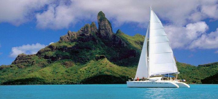 catamaran dawe yachts