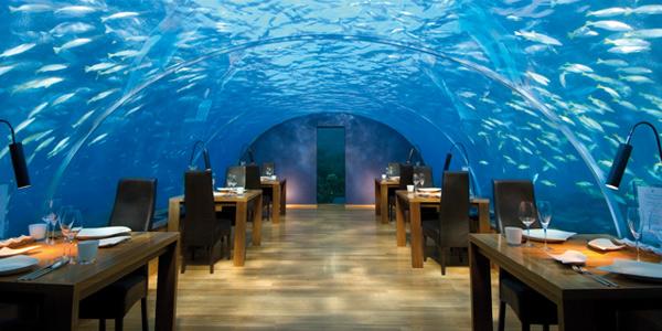 Conrad Maldives Rangali Island agua