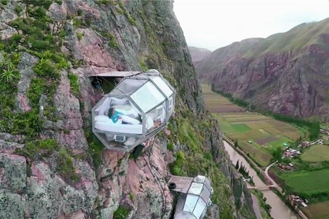 Hotel por los aires Perú