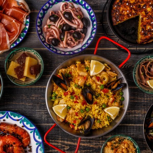 Gastronomia España Comidas