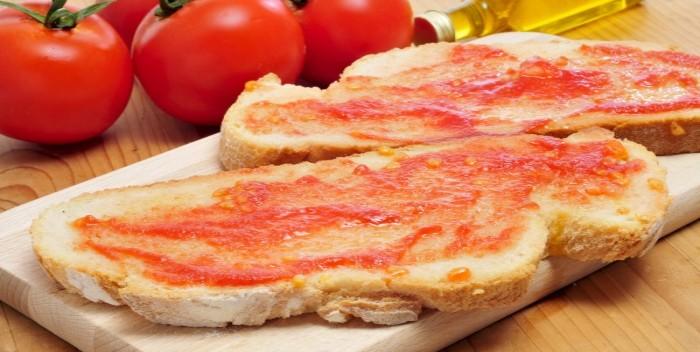 Pa amb tomaca