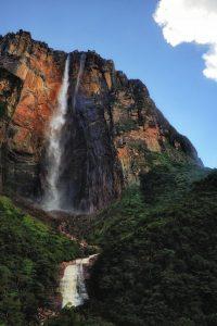 Salto Ángel Parque Canaima
