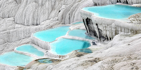 Pamukkale Aguas Termales